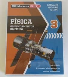 Box Física 3 NOVOS Moderna Plus