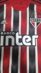 Título do anúncio:  CAMISA SAO PAULO OFICIAL R.CENI
