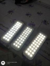 Vendo lâmpada de emergência tenho 3 unidades zera