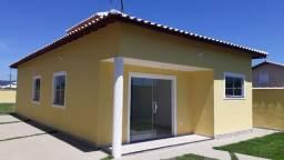 Casa linear 90m², 3 quartos, Itaipuaçu