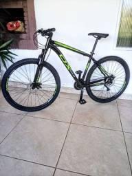 Título do anúncio: Bicicleta Aro 29 - Freios a Disco - Nova