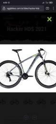 Título do anúncio: Bike Oggi Hacker HDS