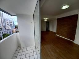 Apartamento com 2 dormitórios para alugar, 87 m² por R$ 2.000,00/mês - Casa Amarela - Reci