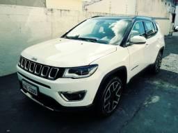 Jeep Compass Limited High Tech 2018/2018 Único Dono