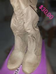 Calçados semi novos