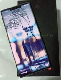 Huawei Mate 30 Pro 128/8Gb - Muito novo e Completo