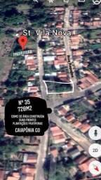 Casa com terreno 720m2