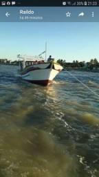 Embarcação  zerada