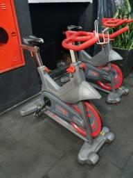 Bike de spinning bicicleta