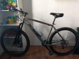 Vendo bicicleta aro 29 com nota fiscal
