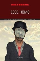 Livro Ecce Homo - Nietzsche (NOVO)