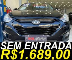 Hyundai Ix35 Gls 2.0 Aut. Flex 2012 Único Dono