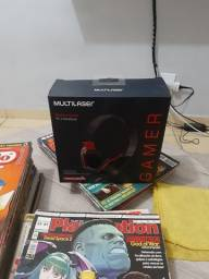 Headset gamer Multilaser