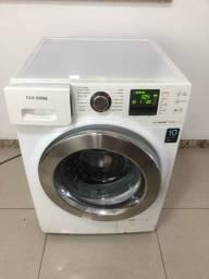 Título do anúncio: Máquina de Lavar 12kg da Samsung Ecobubble Entrego