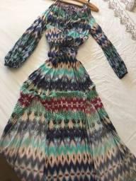 Vestido longo - Dress (TAM: M)
