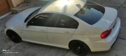 BMW série M3 branca