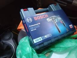 Furadeira Bosch de impacto Nova com nota fiscal e garantia