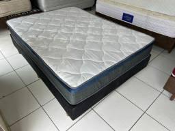 Título do anúncio: cama de casal confortável  - ENTREGAMOS