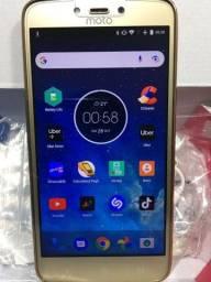Título do anúncio: Motorola C Plus impecável na caixa COM NOTA FISCAL - LEIA