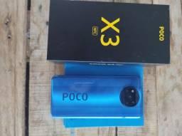 X3 NFC 128gb 6 GB de ram(aceito trocas)