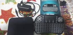 Receptor de canais MXQ 4K