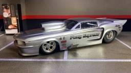 Título do anúncio: Mustang drag 1/24 jada