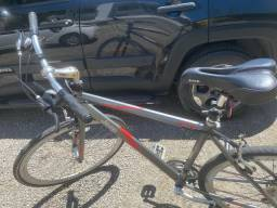 Bicicleta Jeep compass hibrida