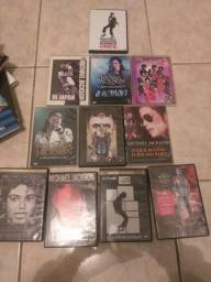 Dvds originais Michael Jackson