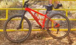 Título do anúncio: Bicicleta Cannondale F-SI 27.5 Carbono