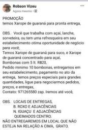 Xarope de guaraná