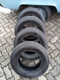 Jogo de pneu aro 14