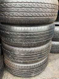 Título do anúncio: 4 pneus 225 65 17 apenas 150$ cada