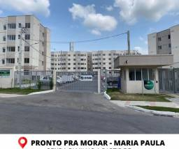 Título do anúncio: [VF] Apartamento pronto pra morar!* - Maria PAULA (Dalva Raposo)!!*