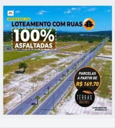 Terras Horizonte - Loteamento top!!!