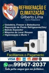 Título do anúncio: Técnico Especializado em Máquinas de Lavar Roupas / Éden
