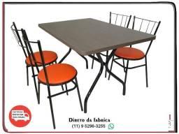 Mesas e cadeiras p/ restaurante,lanchonete,sorveteria,buffet,cafeteria direto da fabrica