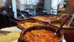 Restaurante c/ Baixo Custo Fixo