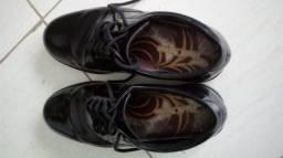 Sapato social nº 40 preto