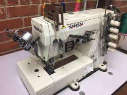 Máquinas de costura industrial para confecção