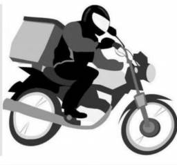 Motoqueiro disponível