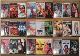 DVDs Originais Semi-Novos Diversos Títulos