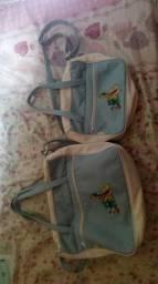 Bolsas e roupinhas 0 a 3 meses