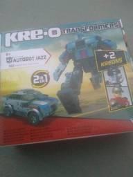 Kreo transformes. pecas para montar
