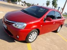 Toyota Etios XLS 1.5 Sedan - 2013 - 2013