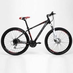 Bicicleta Gonew endorphine 7.3 - Shimano Alumínio Aro 29 - 24 Marchas