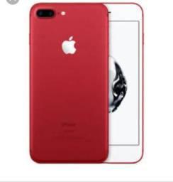 IPhone 7 Plus red 256 gigas