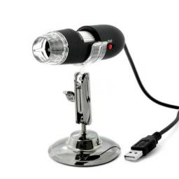Microscopio Digital Zoom 1000x Reais Usb Camera Profissional