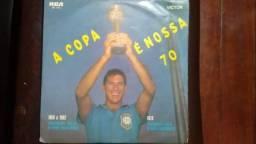 Raríssimo! Vinil A Copa É Nossa 70 2 LP's - Transmissões 1958-62 e 1970