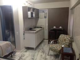 Alugo kitnet (kitchenette) mobiliada