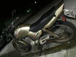 Troco ybr por moto de trilha - 2003